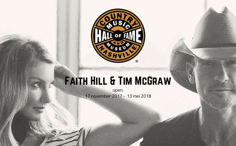 CMHoF exhibits 2017 - Faith Hill & Tim McGraw